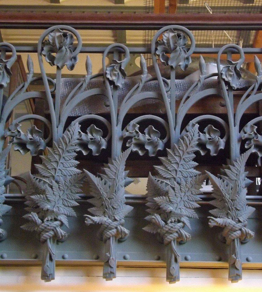 ferronnerie galerie paléo