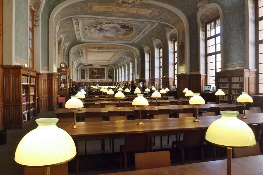 bibliothèque sorbonne 5