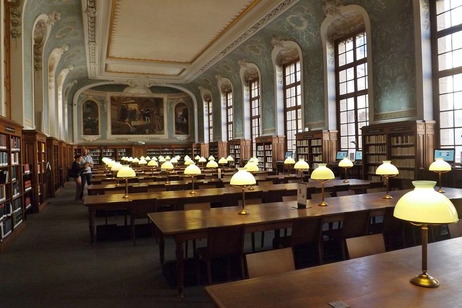 bibliothèque sorbonne1