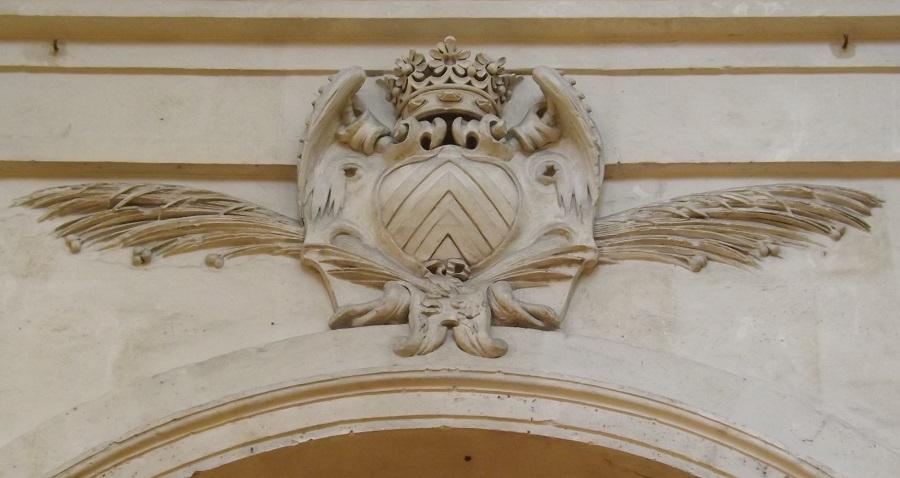 chapelle sorbonne armes richelieu