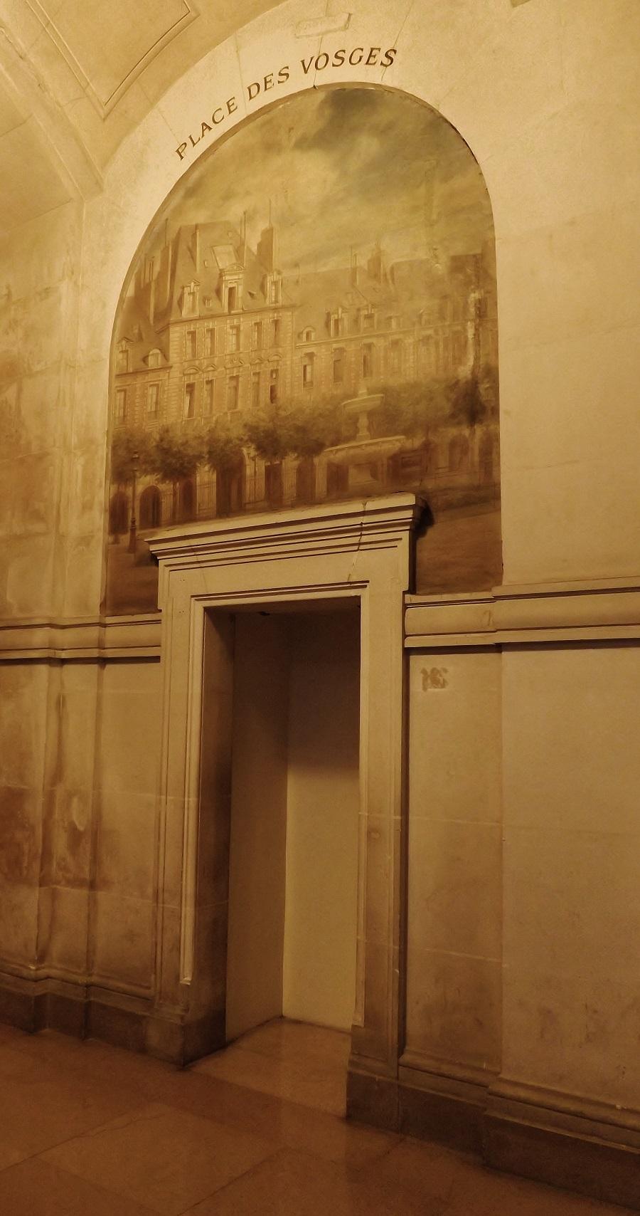 galerie des sciences place des Vosges
