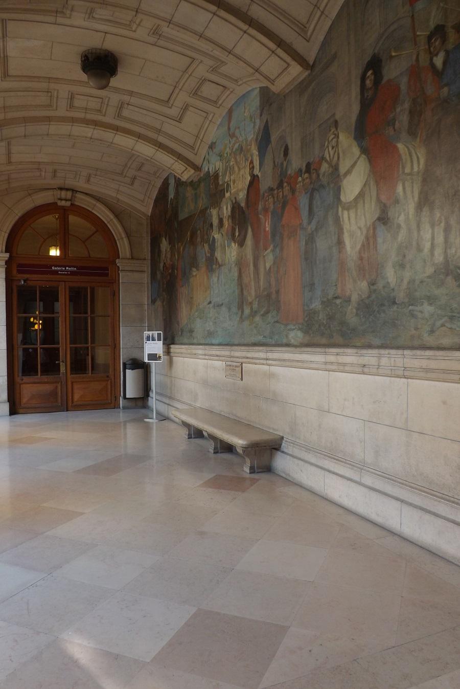 galerie robert de Sorbon ou Rollin