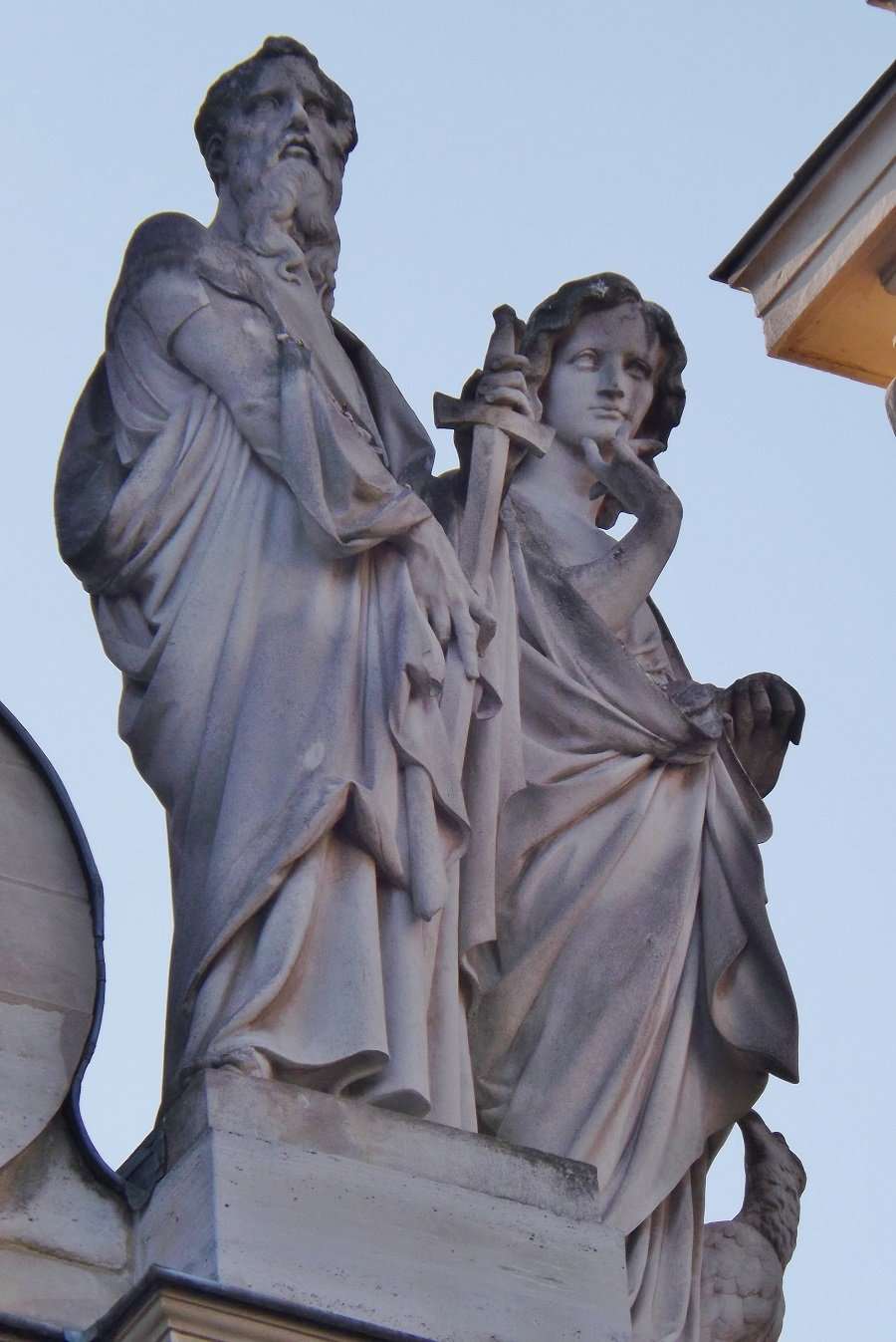 statues chapelle sorbonne1