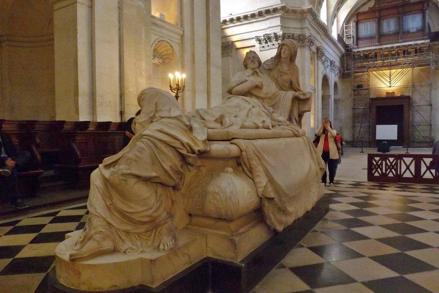tombeau richelieu 2